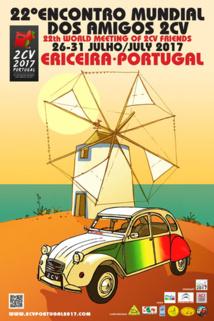 Mondial 2cv Portugal 2017