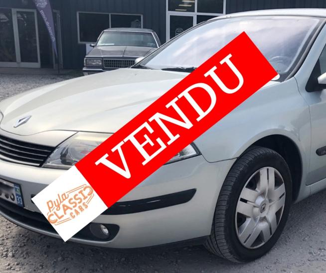Renault Laguna 1,9l Dci
