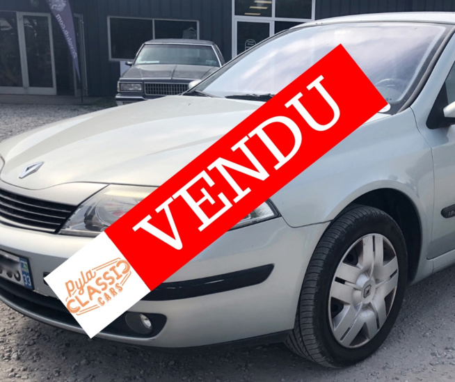 Renault Laguna 1,9l Dci à petit prix