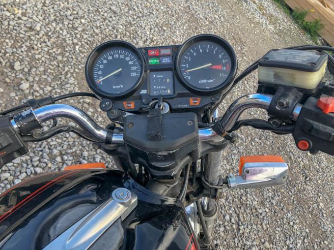 A vendre Honda CB 750 K  - Moto d'occasion de 1979