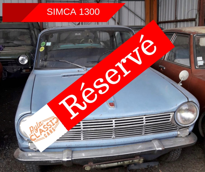 A vendre SIMCA 1300