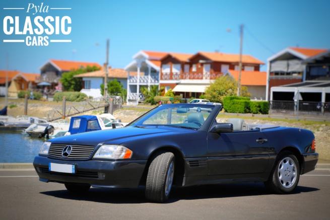 A vendre Mercedes 300 SL 24