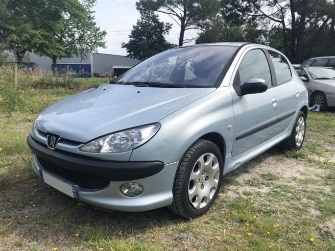A vendre Peugeot 206 2.0 Hdi de 2005