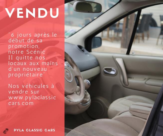 A vendre Renault Scénic II diesel