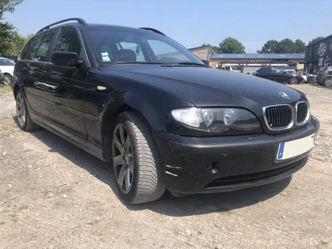 A vendre BMW série 3 Touring 330 xd  break de 2004
