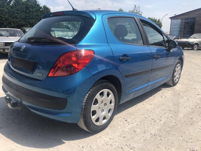 A vendre Peugeot 207 1.4 hdi 70ch Urban de 2007