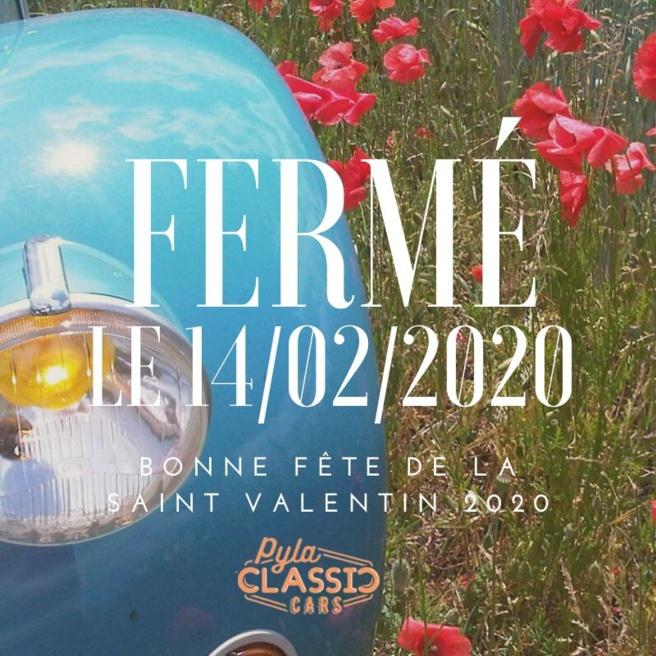 Saint Valentin sur le bassin d' Arcachon ce 14 février 2020