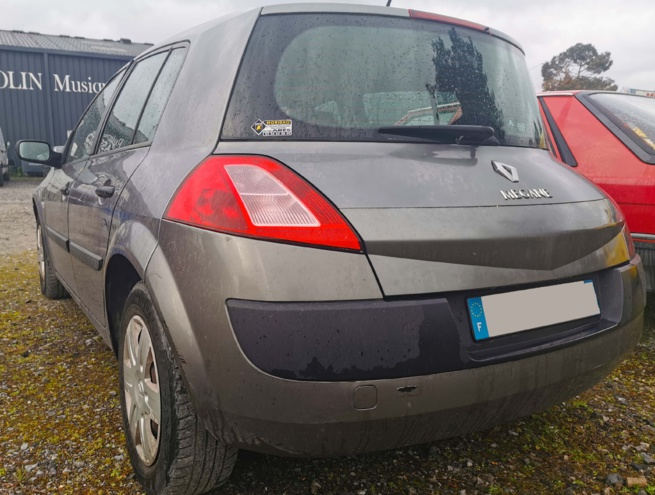A vendre Renault Mégane II 1.5 dCi 80  5p de 2003