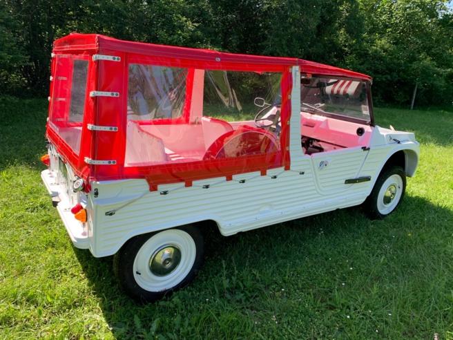 A VENDRE Citroën Méhari de 1970 état neuf restaurée