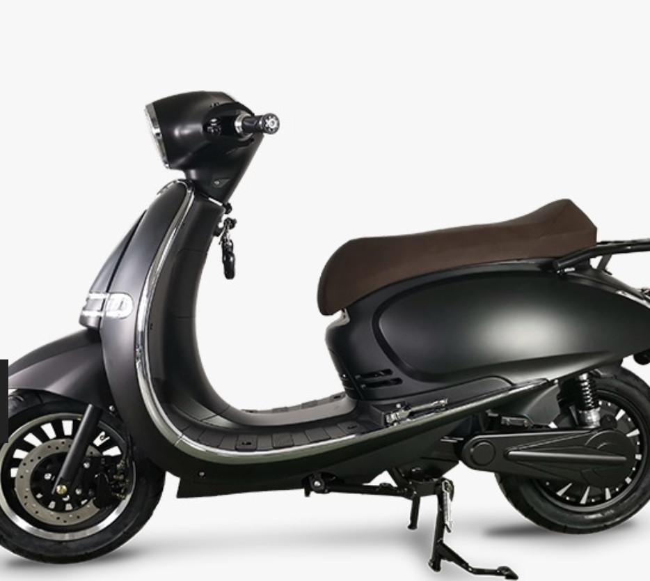 Scooter électrique 125 : Vigo d' Oxygo