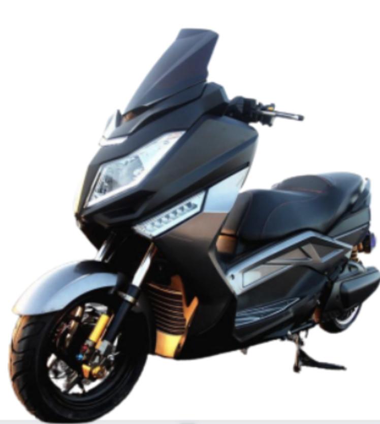 Scooter électrique 125 : KinGo d' Oxygo