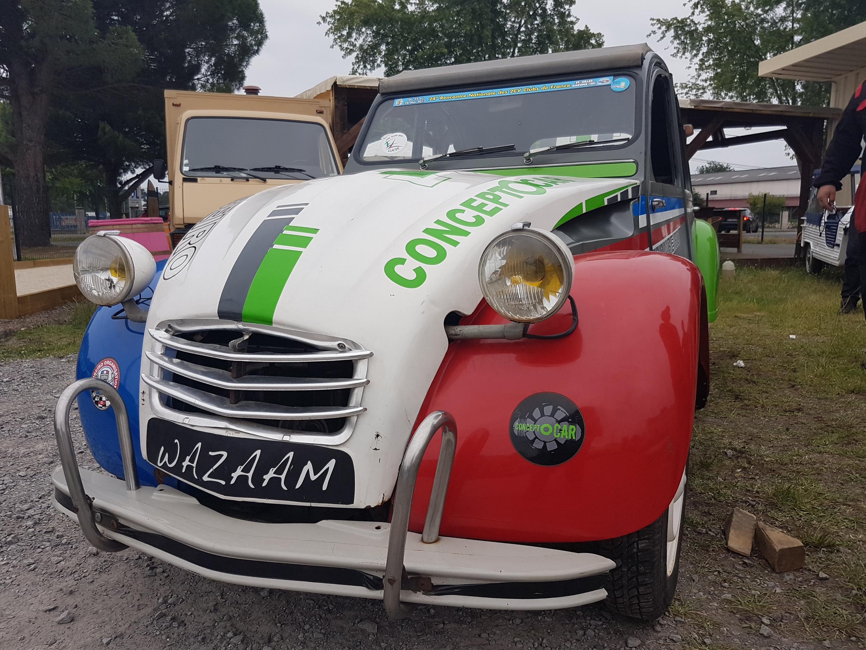 Actu garage pyla classic cars concours de d montage for Garage auto mecano buc