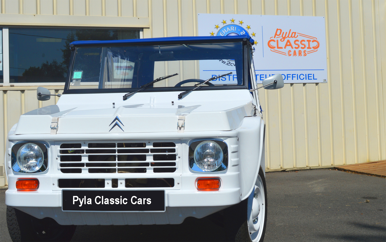 Garage La Teste Pyla Classic Cars