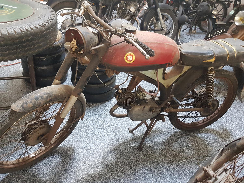 recrute mécanicien confirmé auto-moto spécialisé moto ancienne