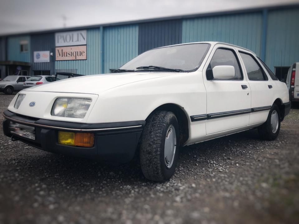 Ford Sierra V6 2.3 Ghia de 1982 à vendre