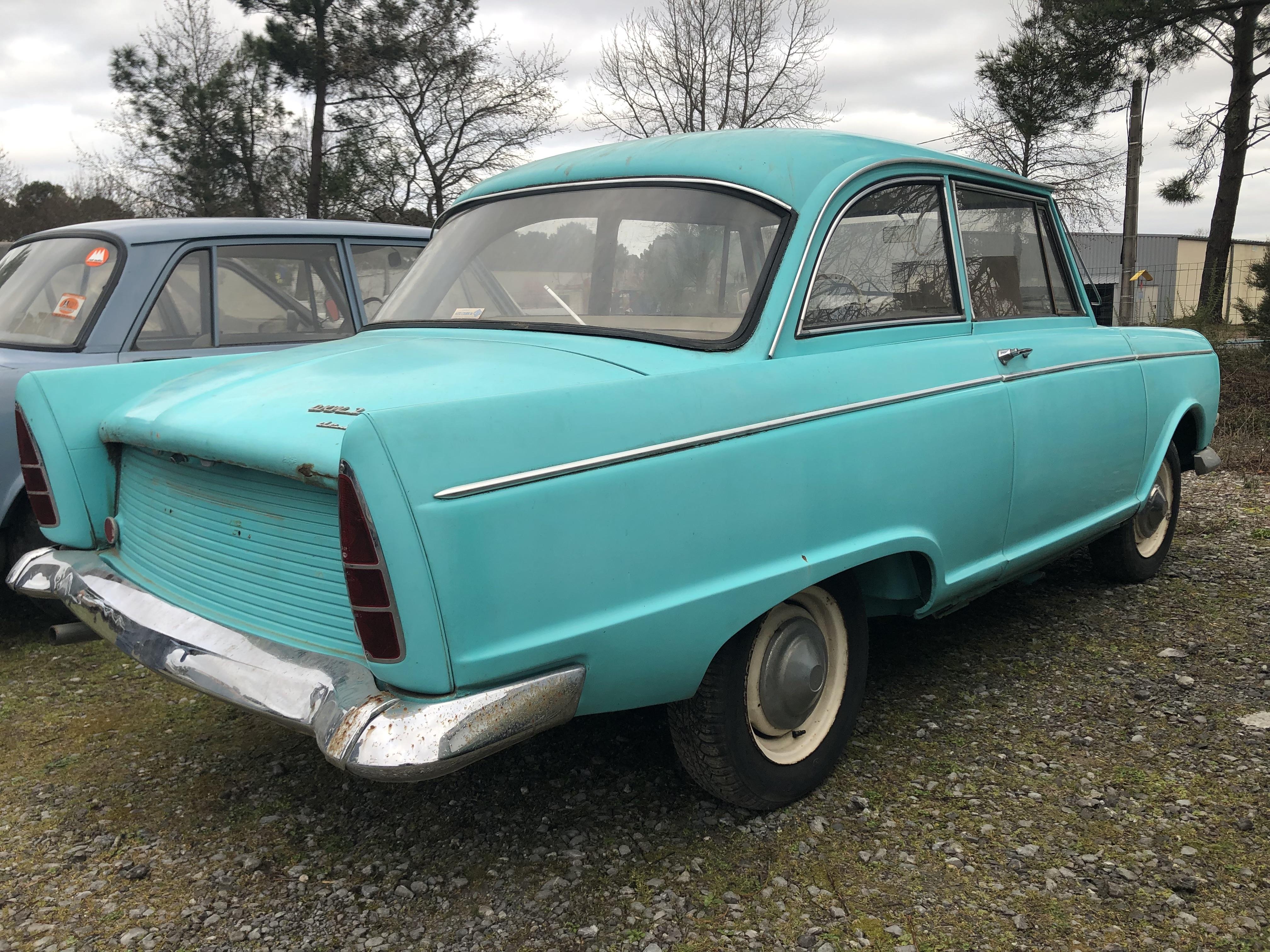 A vendre DKW Junior De Luxe