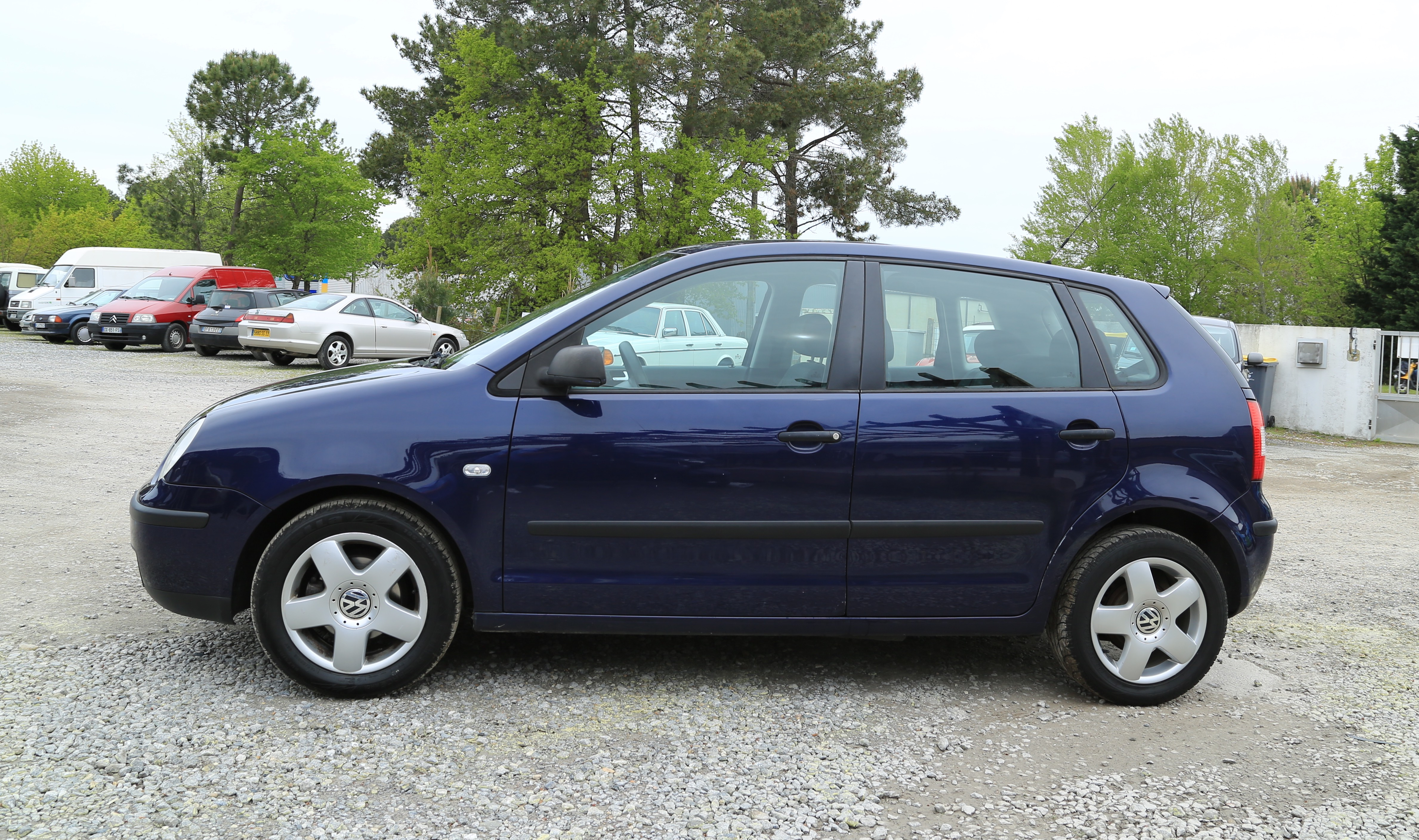 Volkswagen Polo 1.2 ESP + de 2003