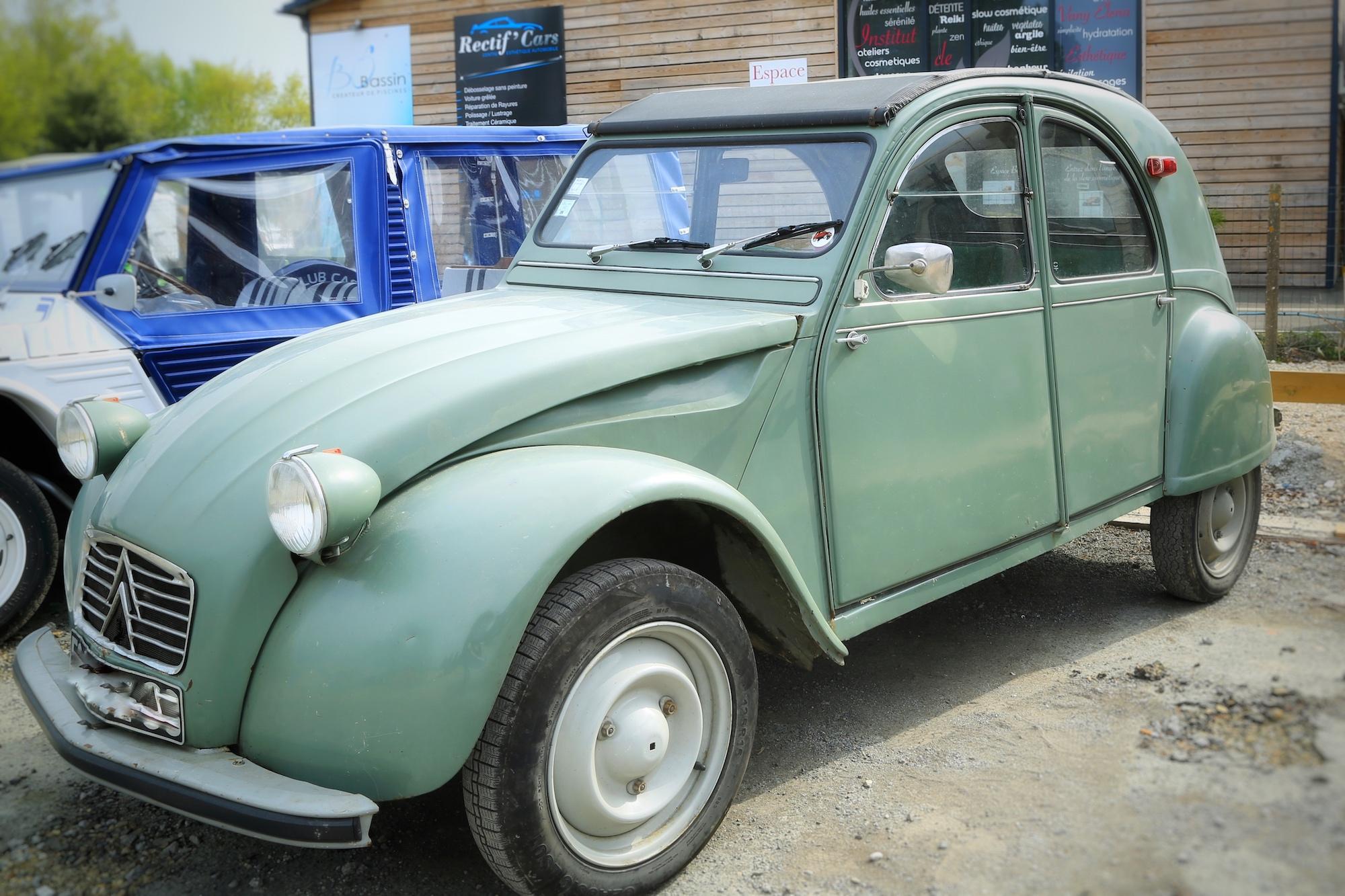Citroën 2cv de 1963