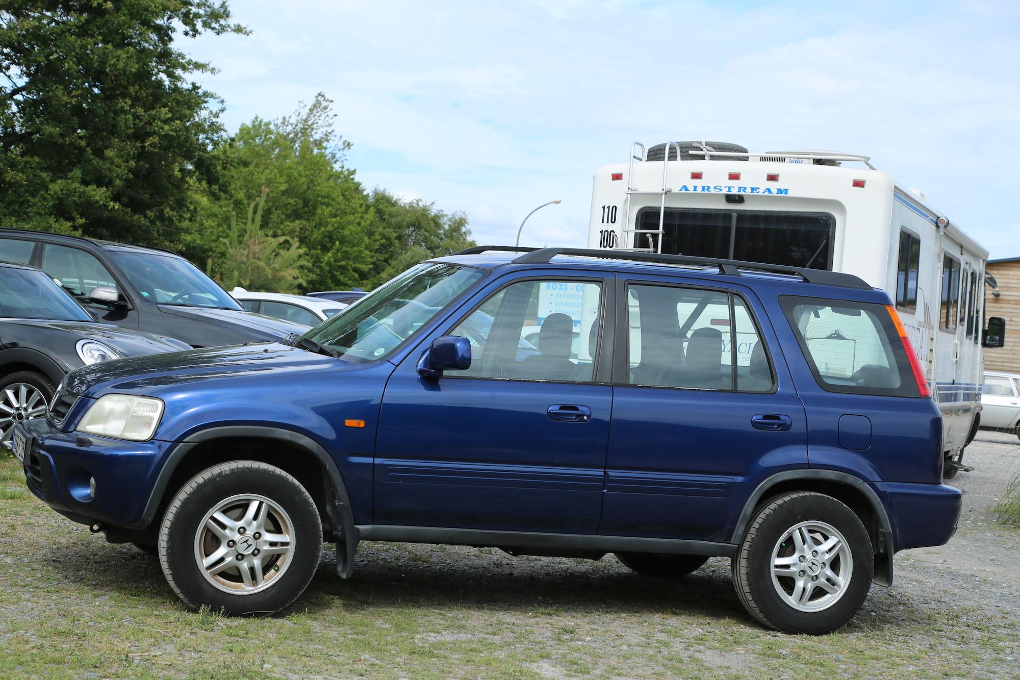 A vendre Honda CRV break 4x4 de 1999