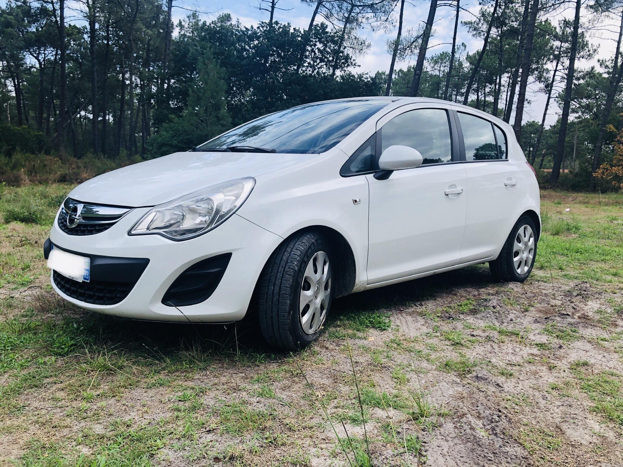 A vendre Opel CORSA 5P diesel