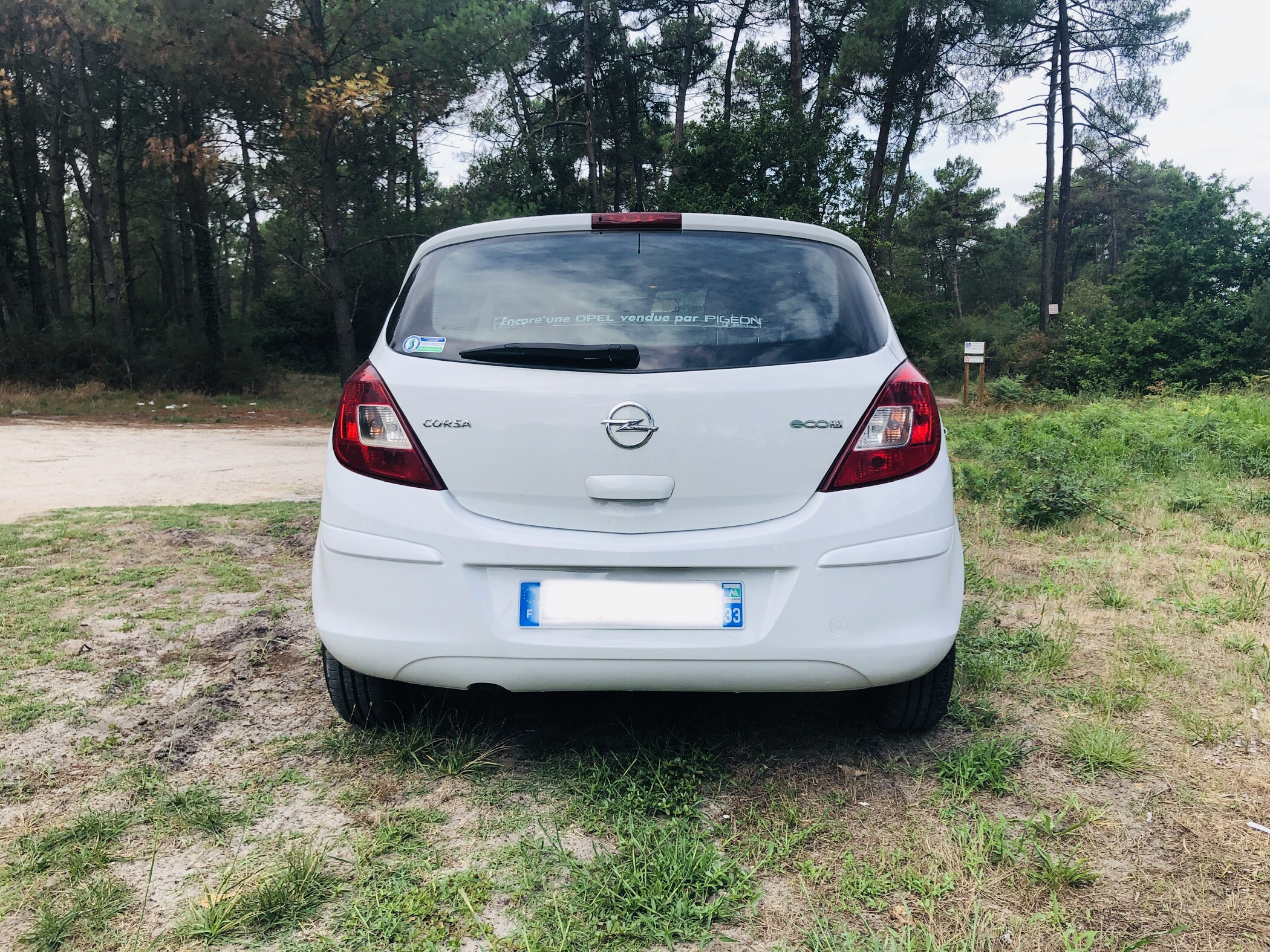 A vendre Opel CORSA 5P 1.3 CDTI (95ch) ecoFLEX Start/Stop