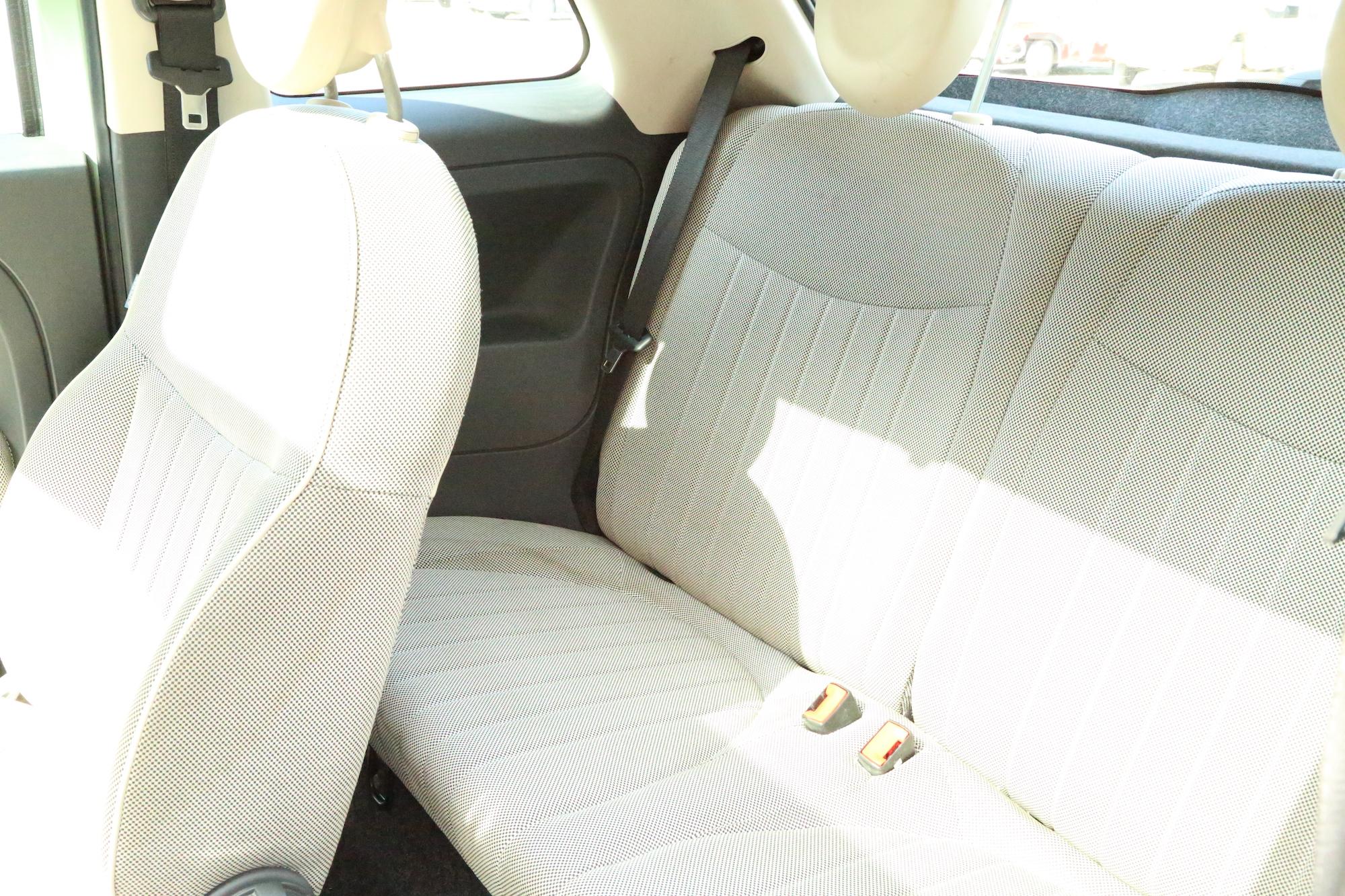 A vendre Fiat 500 1.2 Lounge de 2008 avec un CT ok et en très bel état !