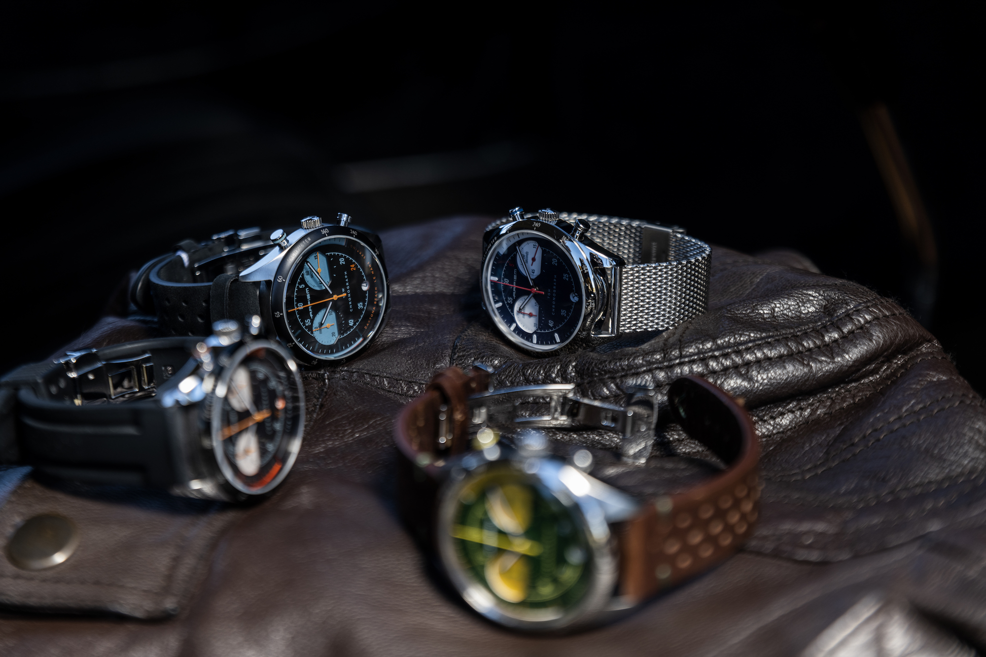 Collection montres Arpiem