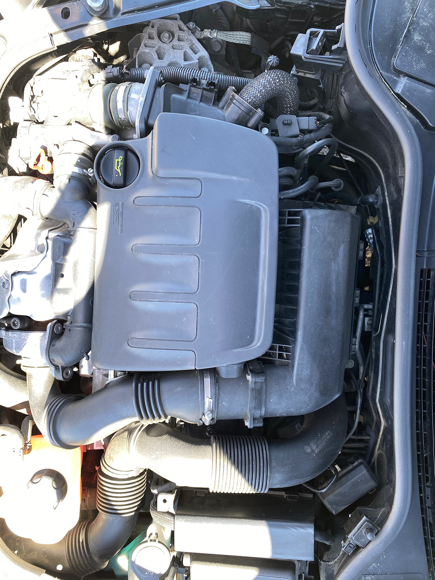 A VENDRE Mini One Diesel 90 cv de 2010 peu kilométrée (II R56)