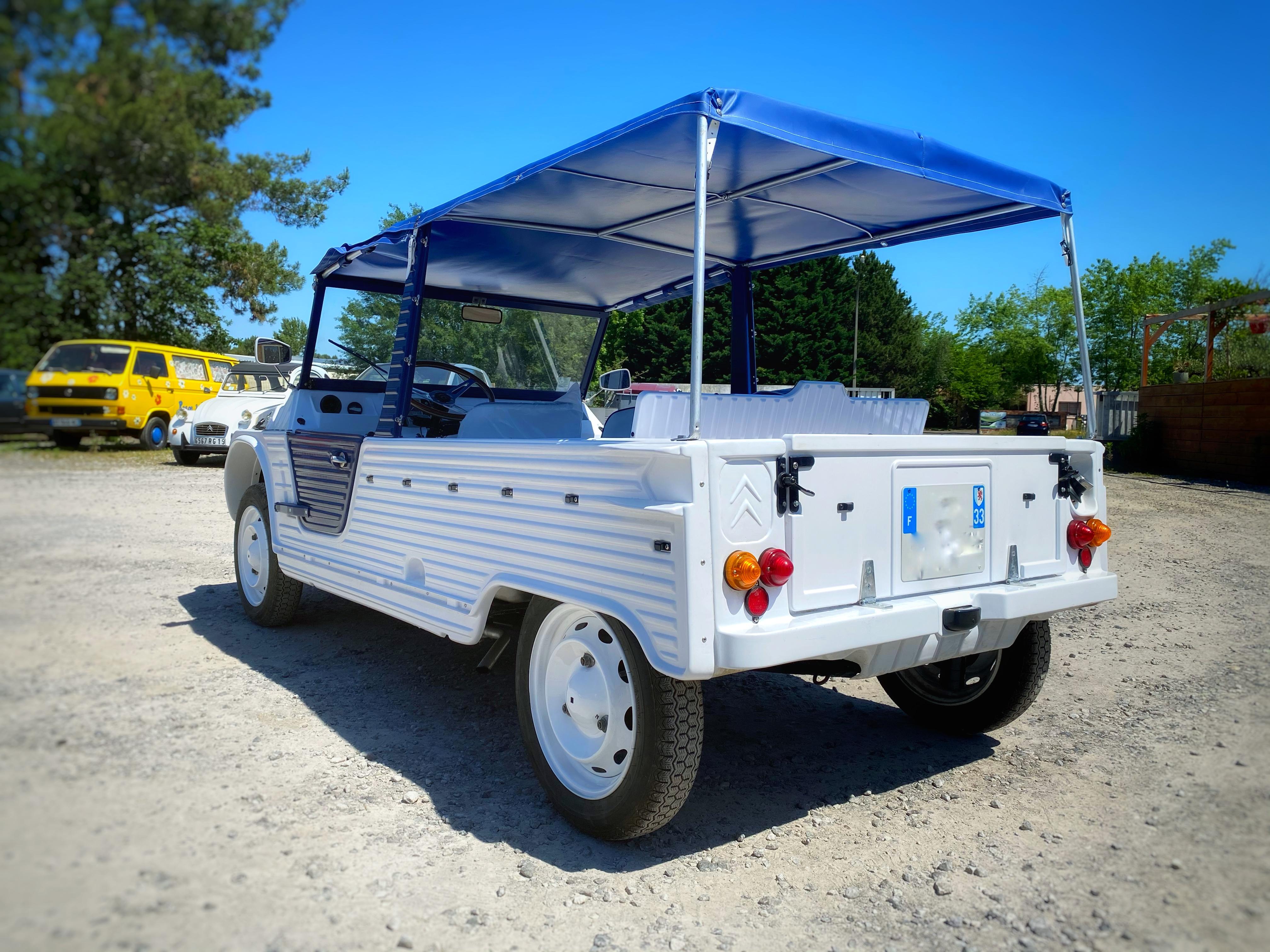 Méhari type Azur entièrement restaurée en 2019