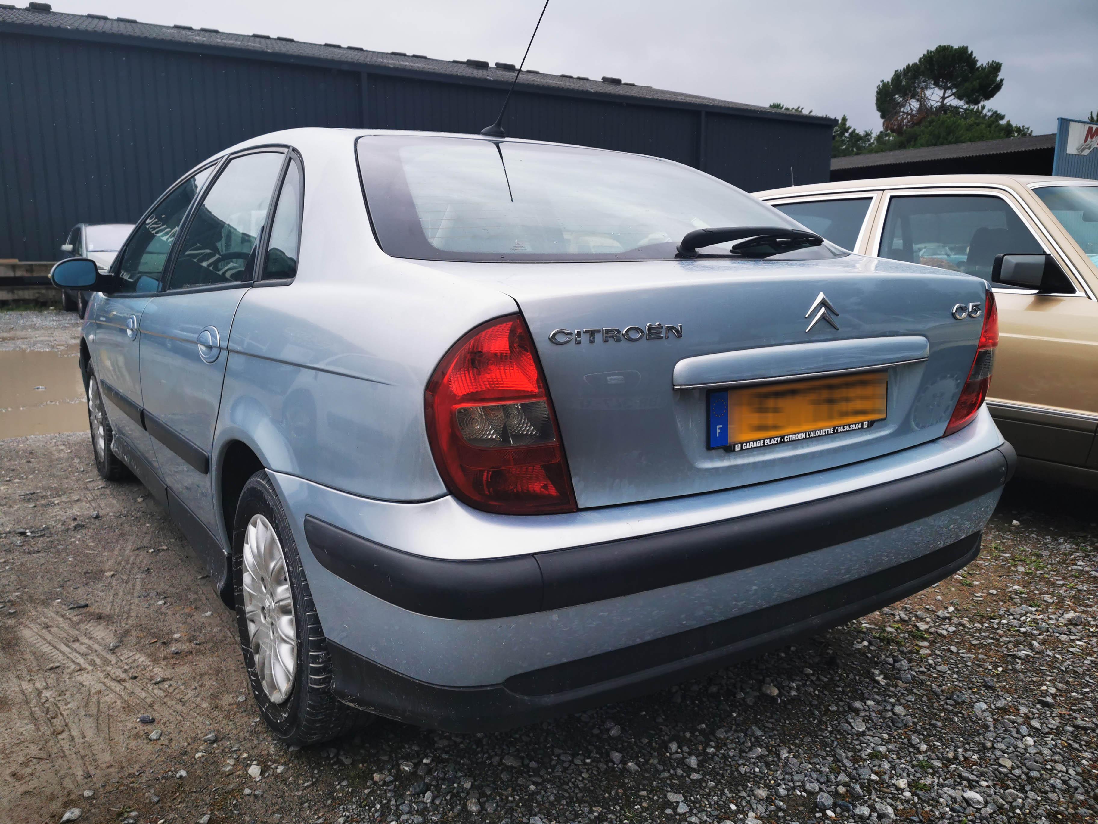 A vendre Citroën C5 1.8 SX 16v phase 1 de 2004