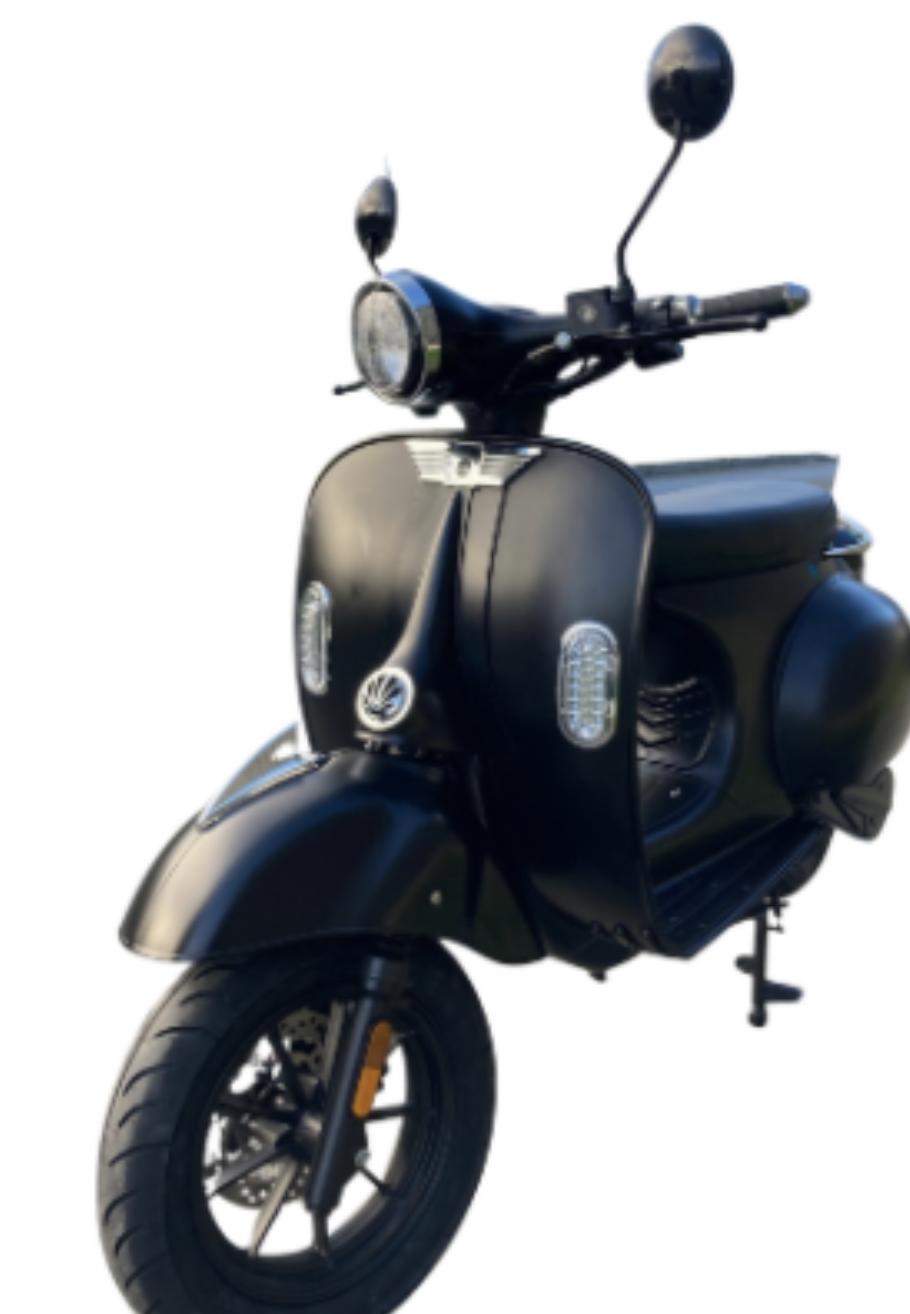 Scooter électrique 125 : Super Tango d' Oxygo
