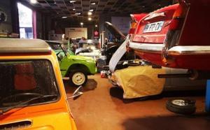 Garage automobile à La Teste de Buch près d' Arcachon