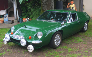 Rassemblement de voitures d'exception à Mios le 9 juillet - photos et vidéos