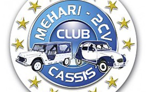 Pyla Classic Cars distributeur officiel du Méhari Club Cassis