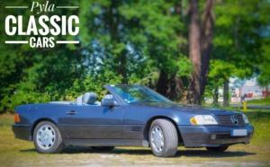 A vendre Mercedes 300 SL 24 de 1991