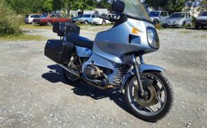 A VENDRE Moto BMW R100 RT 1000 cm3 prête à voyager
