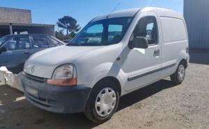 A vendre Renault Kangoo  1.9D entièrement révisé