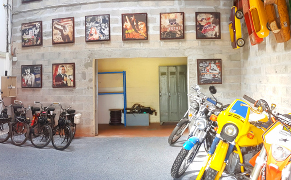 Le garage pyla classic cars garage auto moto la teste for Garage la teste