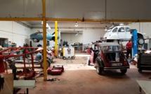 Le garage Pyla Classic Cars