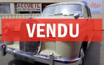 Mercedes ponton 180 vendu par le garage Pyla Classic Cars