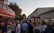 Inauguration Garage Pyla Classic Cars = un franc succès