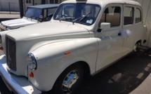 Taxi anglais à vendre