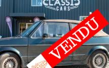 VW Golf Cabriolet de 1983 à vendre pas cher