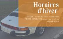Pyla Classic Cars : passage en heure d'hiver