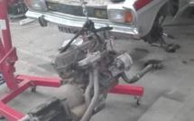 A vendre moteur boite de Ford Capri