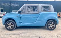 Histoire vraie : un véhicule électrique au quotidien => la Blue Summer