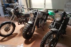 motos anciennes à La Teste