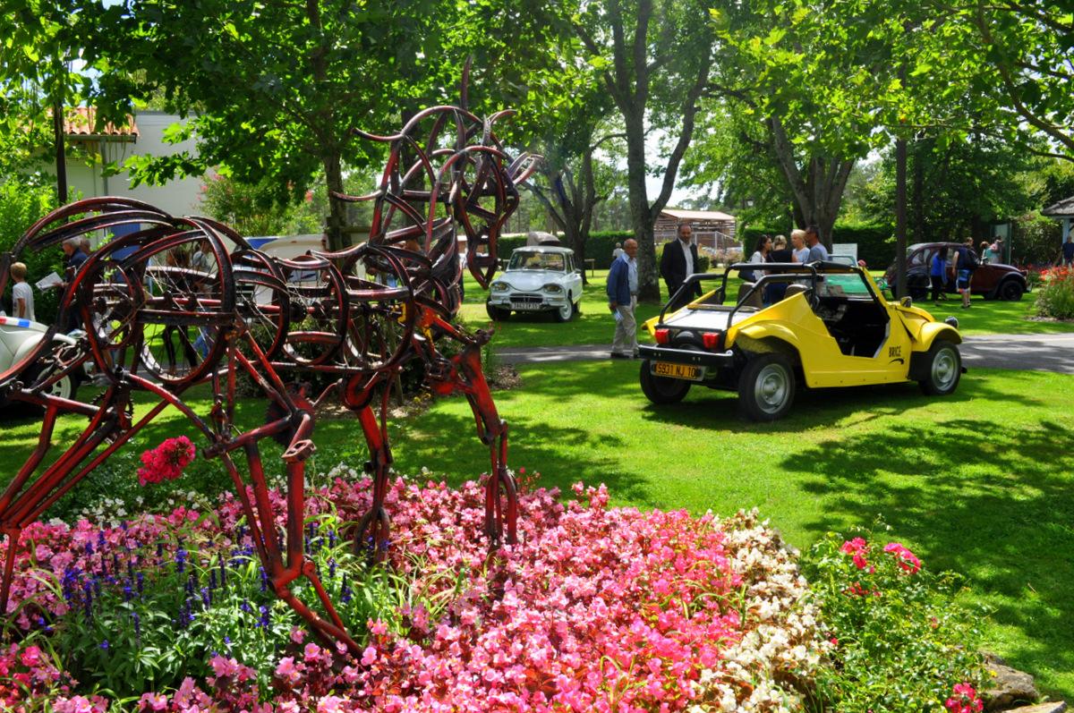 Deuggy chevaux hippodrome la teste de buch galerie garage auto moto la teste v hicules - Garage volkswagen la teste de buch ...