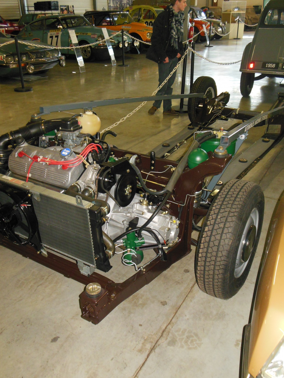 Dscn1654 conservatoire citro n galerie garage auto for Garage la teste