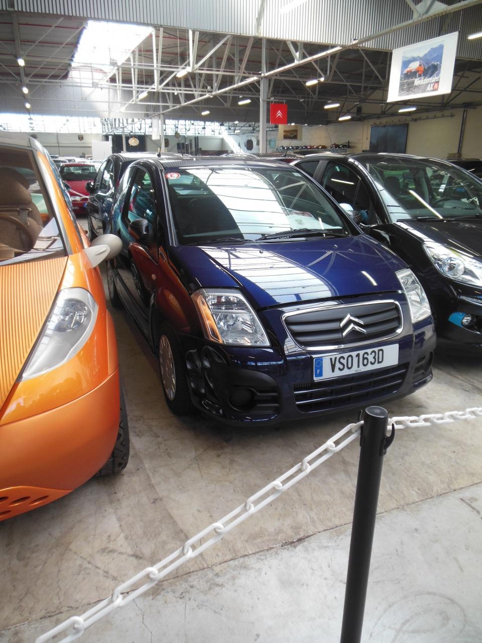 Dscn1709 conservatoire citro n galerie garage auto for Garage volkswagen la teste